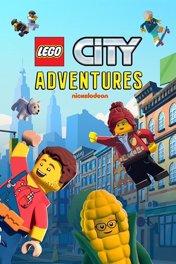 LEGO City Adventures (2019-)