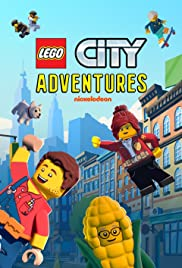 Lego City Adventures Poster