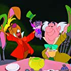 Jerry Colonna, James MacDonald, and Ed Wynn in Alice in Wonderland (1951)