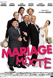 Mariage mixte Poster