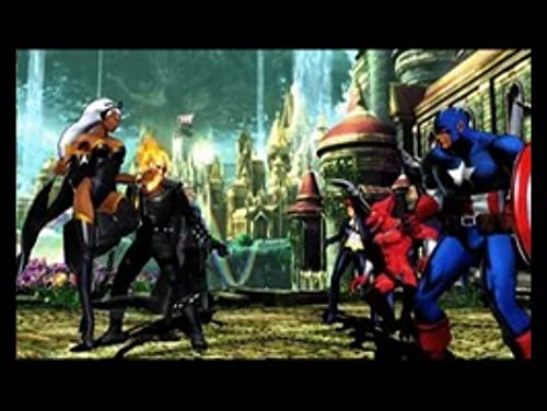Ultimate Marvel vs. Capcom 3 (VG)