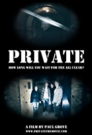 Private Poster