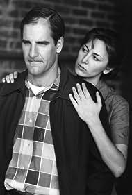 Scott Bakula and Natasha Pavlovich in Quantum Leap (1989)
