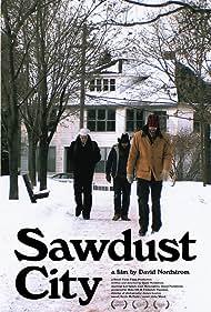 Lee Lynch, David Nordstrom, and Carl Bird McLaughlin in Sawdust City (2011)
