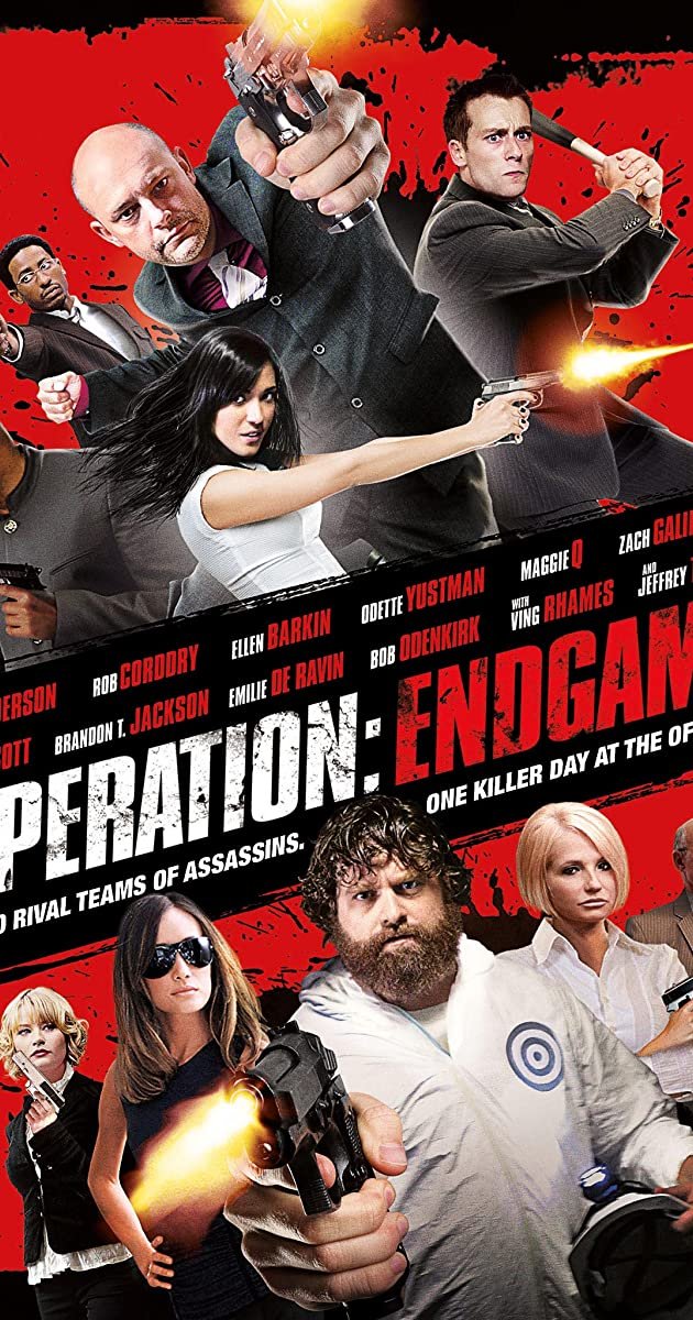 Subtitle of Operation: Endgame