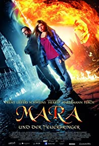 Primary photo for Mara and the Firebringer