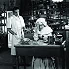 Audrey Hepburn and Peter Finch in The Nun's Story (1959)