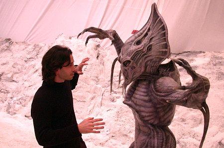 Alien: Vanatoarea - Alien Hunter (2003) Online Subtitrat in Romana
