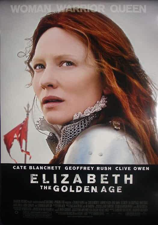 Download Elizabeth: The Golden Age (2007) Dual Audio {Hindi-Eng} 480p [300MB] | 720p [900MB]