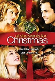 All She Wants for Christmas Poster
