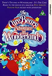 The Care Bears Adventure in Wonderland Poster