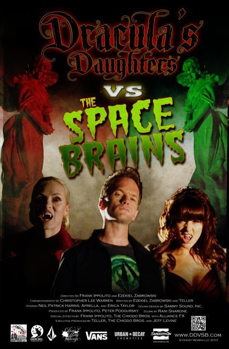 Dracula's Daughters vs. the Space Brains (2010)