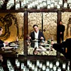 Leonardo DiCaprio, Joseph Gordon-Levitt, and Ken Watanabe in Inception (2010)