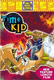 Time Kid Poster
