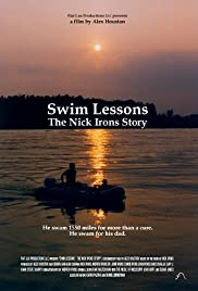 Swim Lessons: The Nick Irons Story Poster