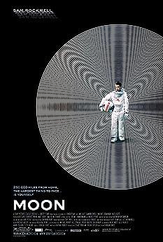Sam Rockwell in Moon (2009)