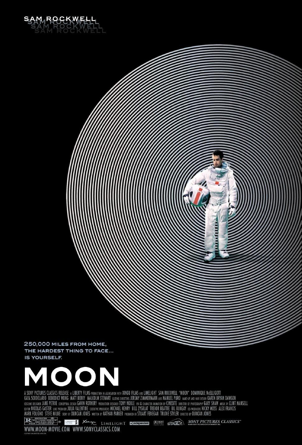 Moon (2009) BluRay 480p, 720p & 1080p