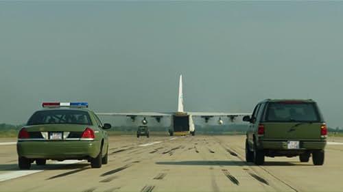 Stonebridge and Scott Pursue a Plane