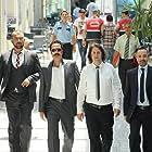 Sevket Çoruh, Murat Akkoyunlu, Ilker Ayrik, and Timur Acar in Çakallarla Dans 2: Hastasiyiz Dede (2012)