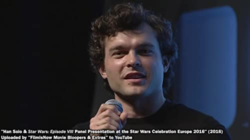 """No Small Parts"" IMDb Exclusive: 'Star Wars' Star Alden Ehrenreich"