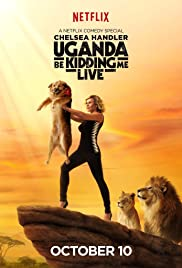 Uganda Be Kidding Me Live Poster