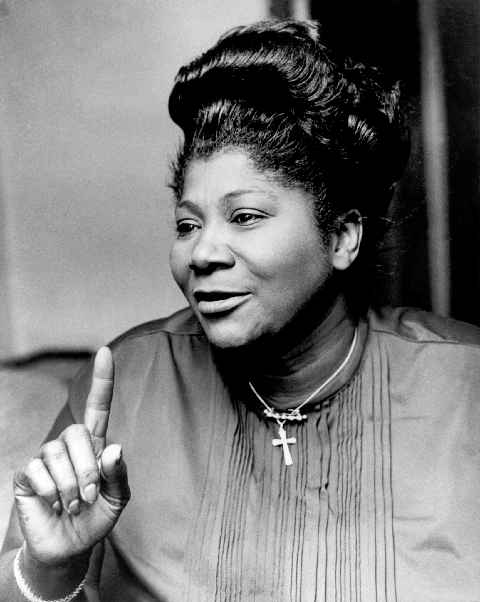 Mahalia Jackson's primary photo