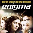 Jeremy Northam, Kate Winslet, Saffron Burrows, and Dougray Scott in Enigma (2001)