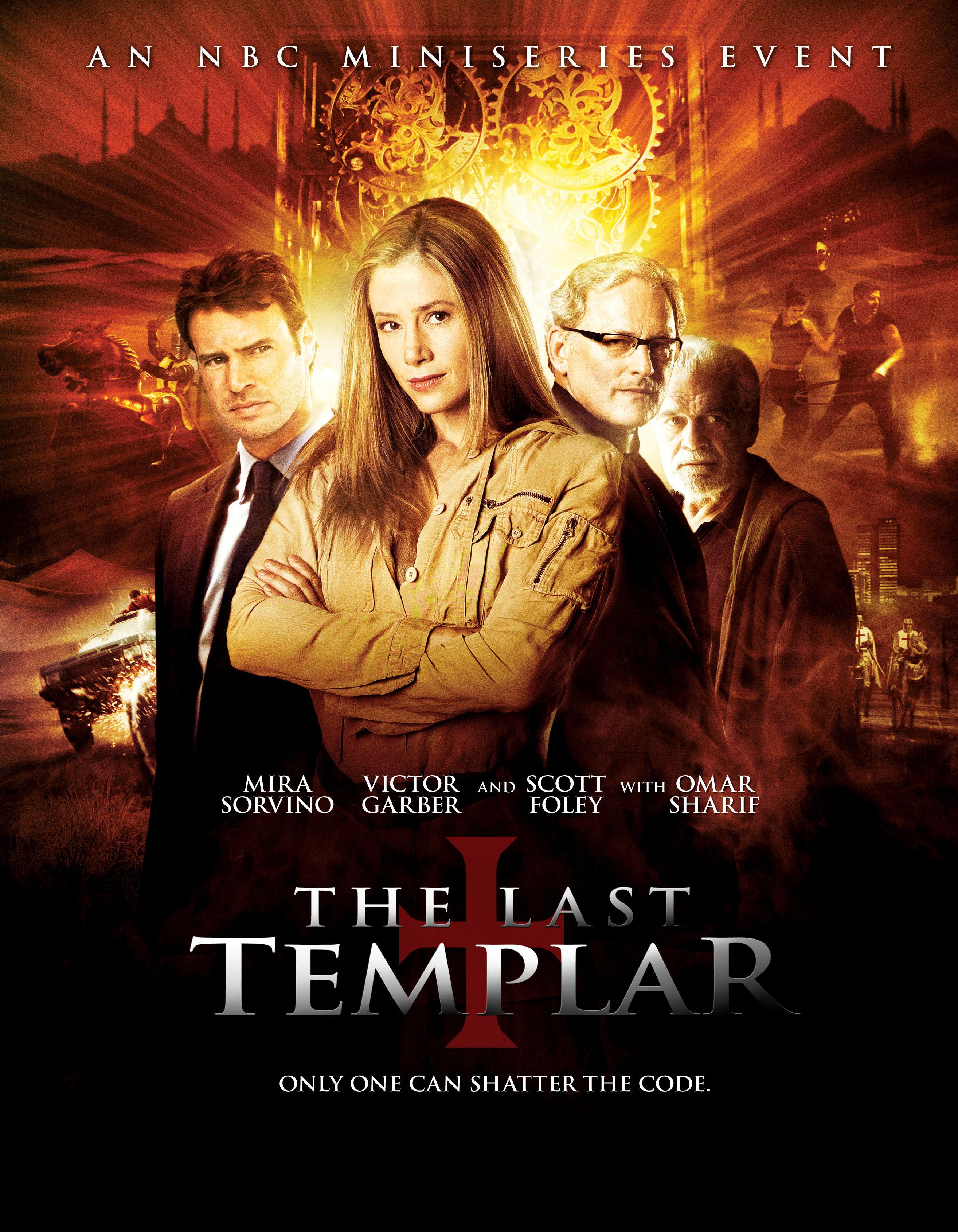 The Last Templar (TV Mini-Series 2009– ) - IMDb