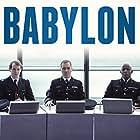 Paterson Joseph and James Nesbitt in Babylon (2014)