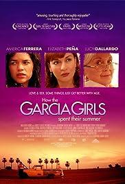 How the Garcia Girls Spent Their Summer(2005) Poster - Movie Forum, Cast, Reviews
