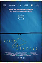 Ellen Is Leaving Poster