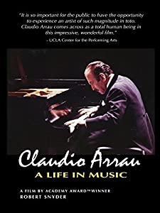 Up movie 2016 free download Claudio Arrau: A Life in Music USA [1280x720]