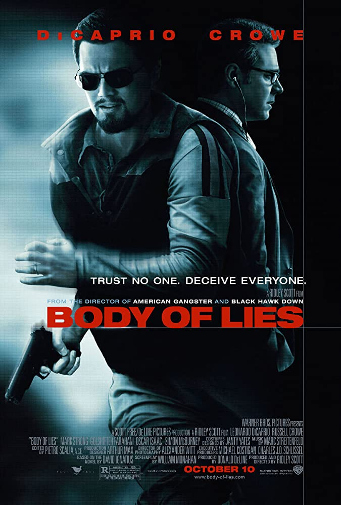 Body of Lies 2008 Hindi Dual Audio 720p BluRay 1GB ESubs Download