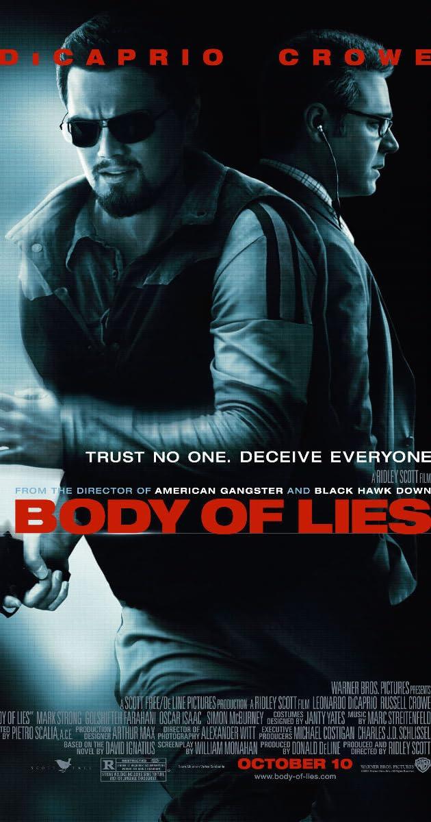 Phim Điệp Vụ Cá Đuối - Body of Lies (2008)