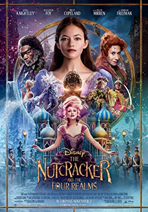 The Nutcracker and the Four Realms Movies Watch Online For Free