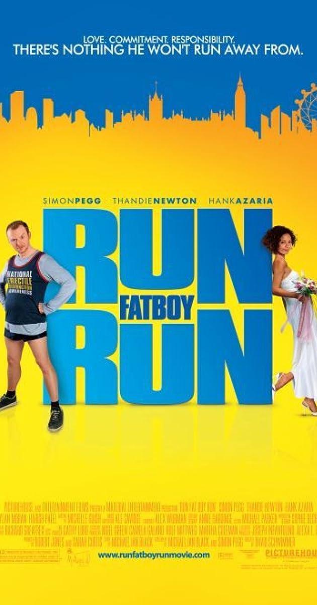 Subtitle of Run, Fatboy, Run