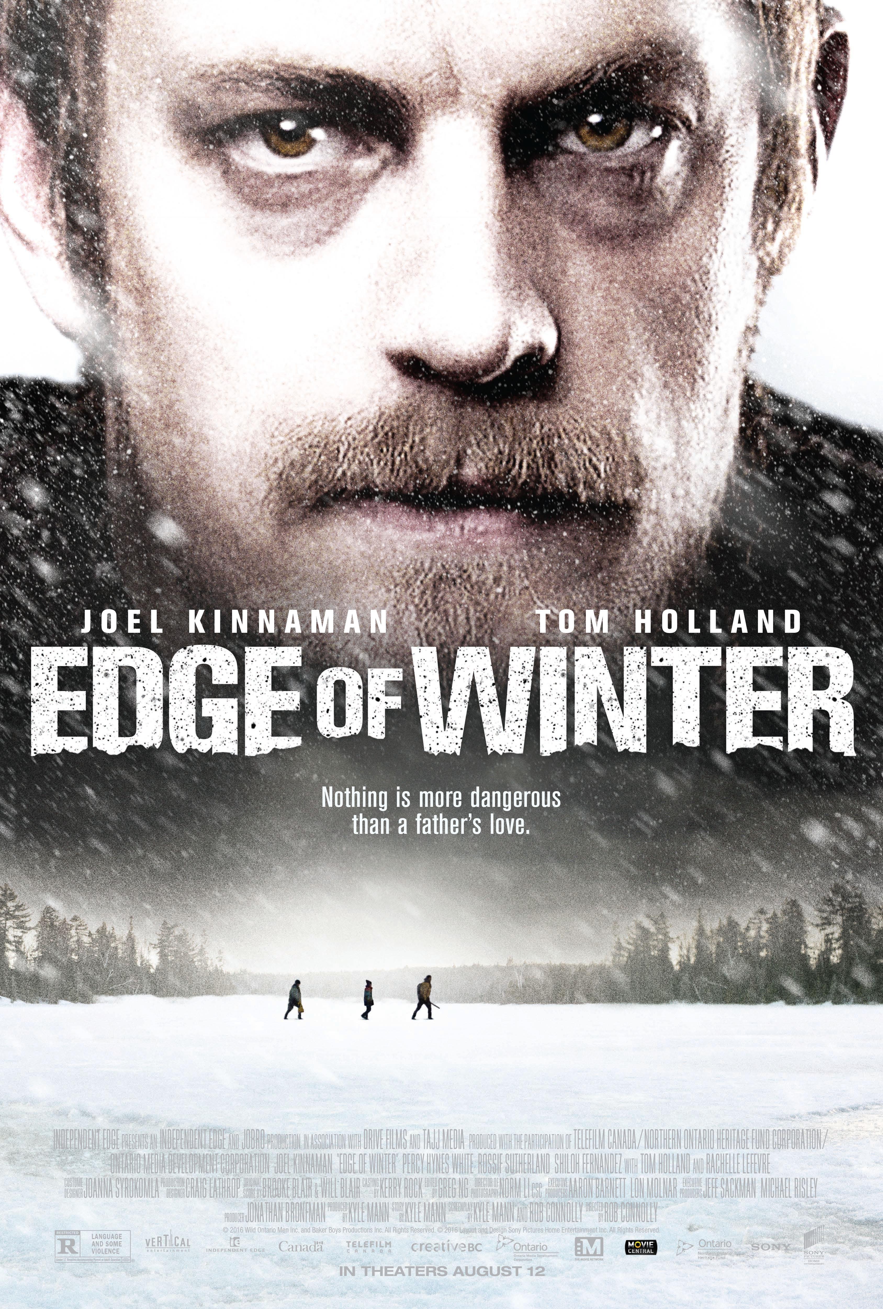ŽIEMOS SPĄSTUOSE (2016) / EDGE OF WINTER
