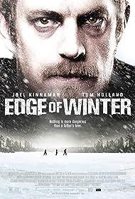 Joel Kinnaman, Percy Hynes White, and Tom Holland in Edge of Winter (2016)