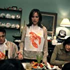 Hank Azaria, Famke Janssen, and Kelly Preston in Eulogy (2004)