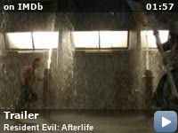 Resident Evil Afterlife 2010 Imdb