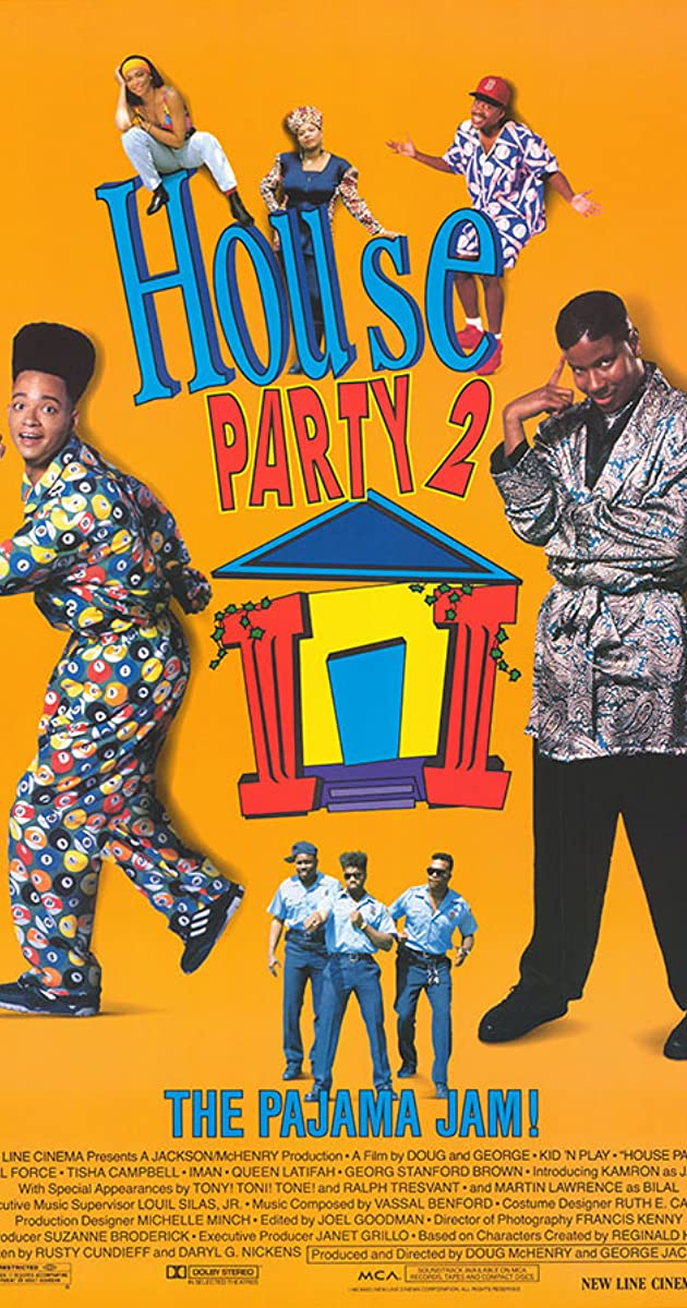 Subtitle of House Party 2