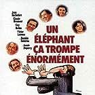 Un éléphant ça trompe énormément (1976)