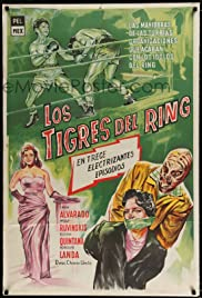Tigers of the Ring Poster