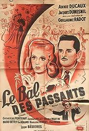 Le bal des passants Poster