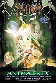 Inside 'The Animatrix' Poster