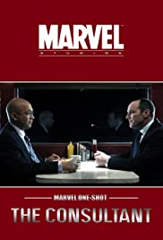 Marvel One-Shot: The Consultant Poster