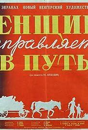 Egy asszony elindul Poster