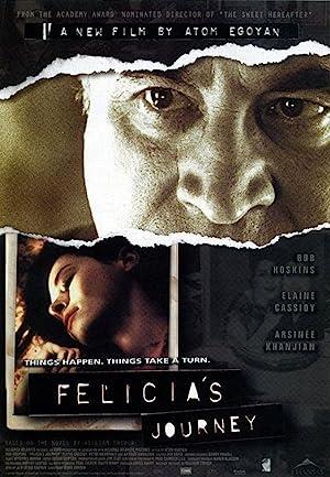 Felicia's Journey Poster Image