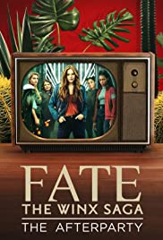 Fate: The Winx Saga - The Afterparty Poster