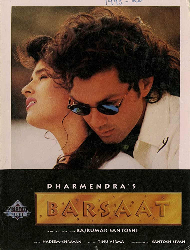 Barsaat 1995 Hindi Movie NF WebRip 400mb 480p 1.4GB 720p 4GB 8GB 1080p